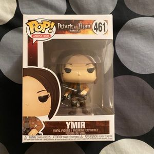 Ymir -Attack On Titan-Funko Pop!  #461